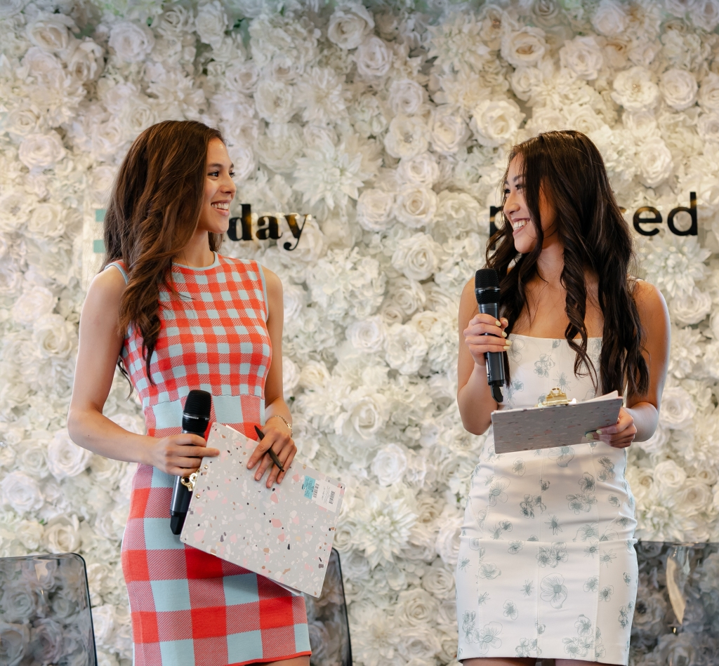 Monday Girl's, Istiana Bestari, Shares Her Best Online Networking Tips
